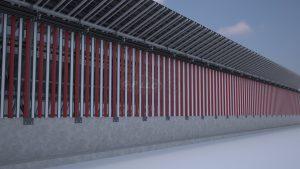 a solar wall