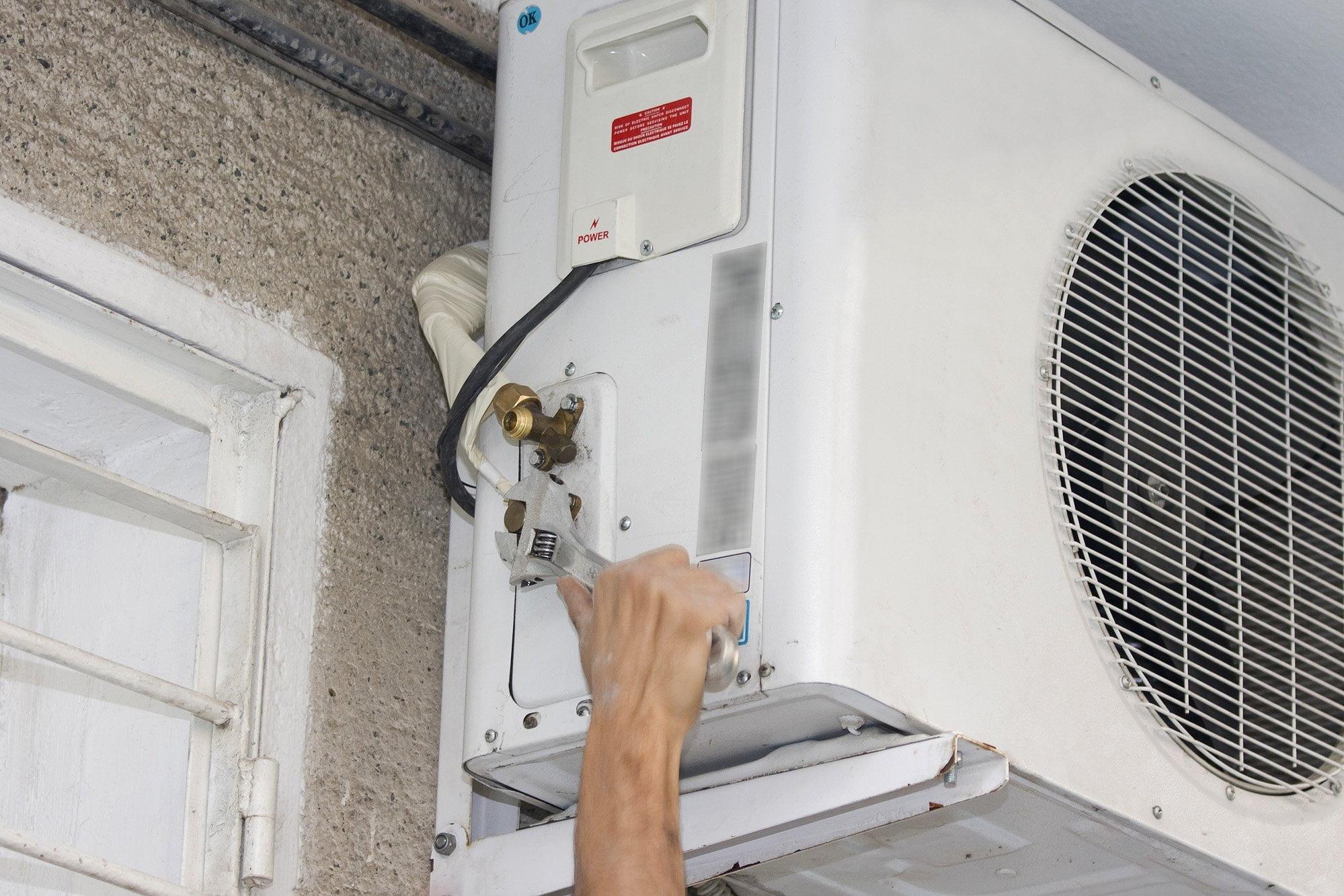air conditioners need regular maintenance