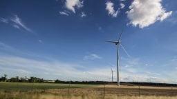 Negative energy prices