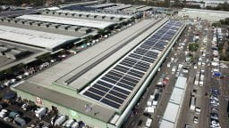 rooftop solar for business