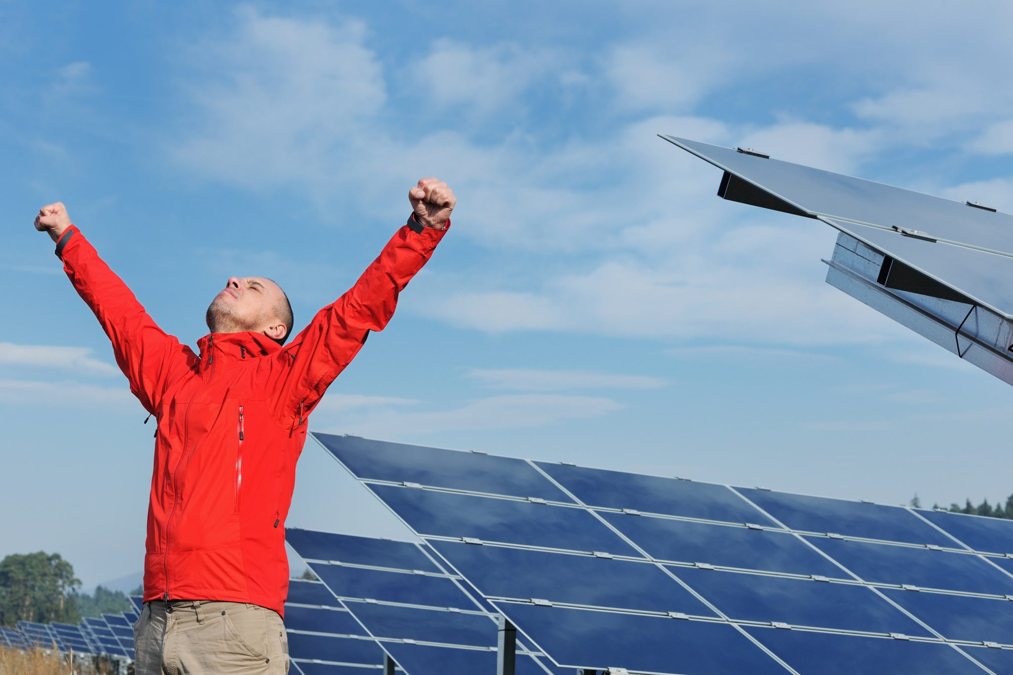 Our energy management consultants can give you advice on rooftop solar