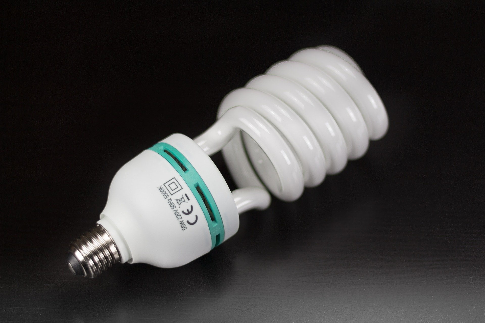 energy-saving CFL bulb