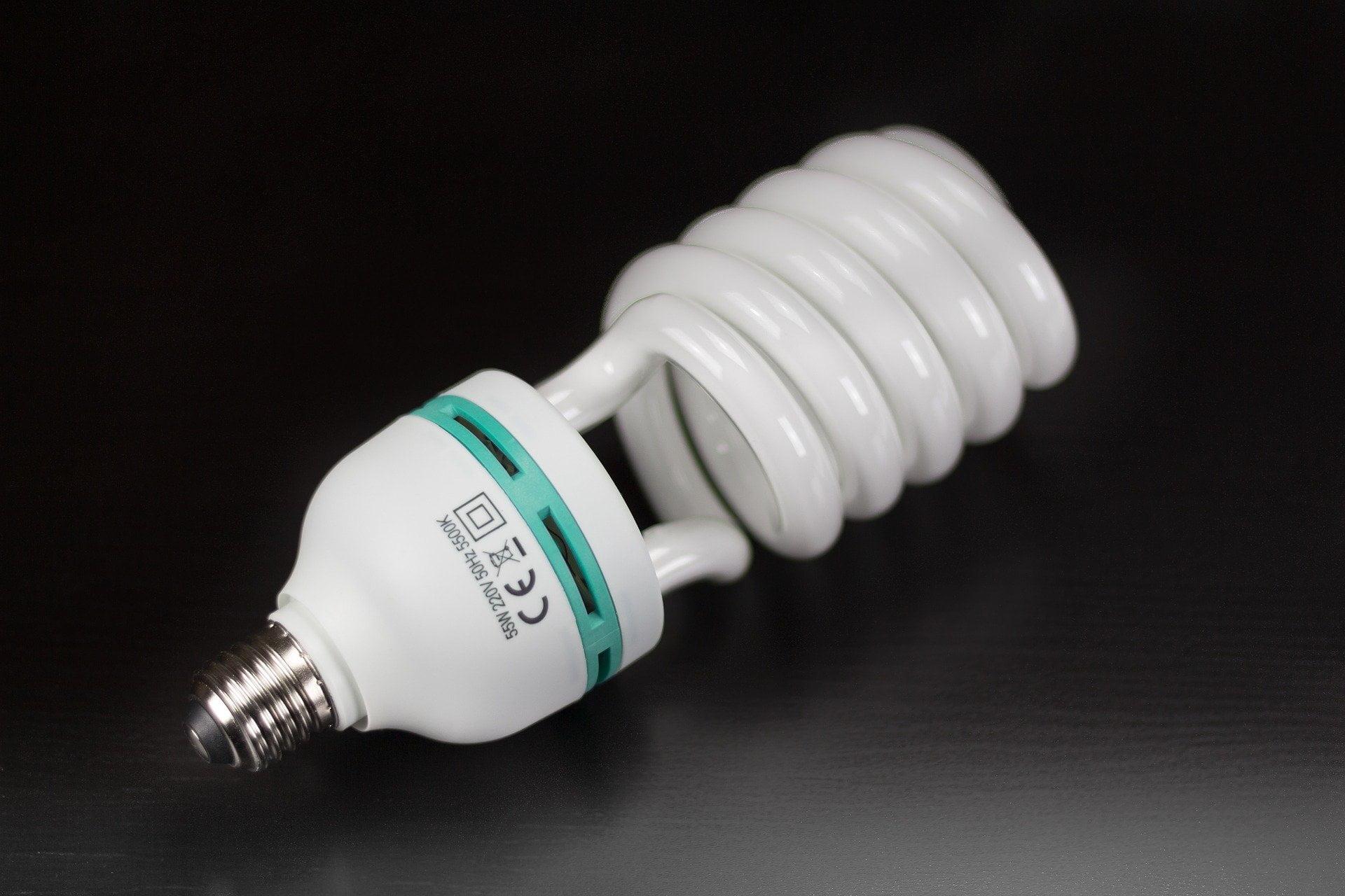 energy-saving CFL bulb