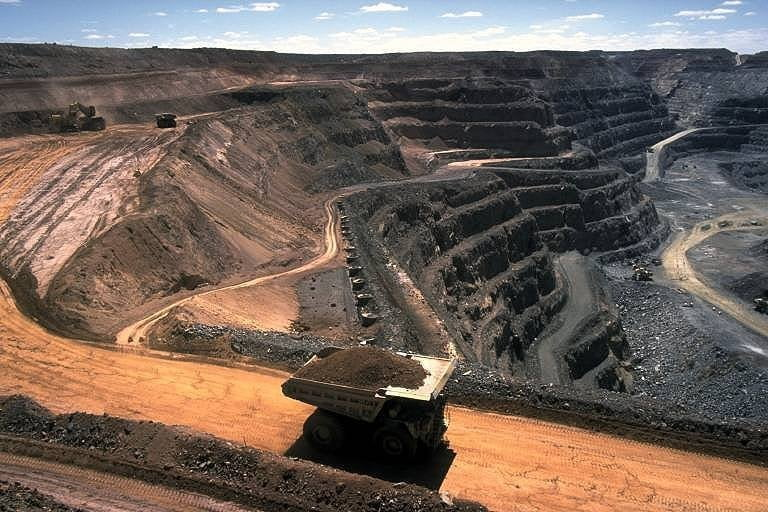 coal mining for coal power stations