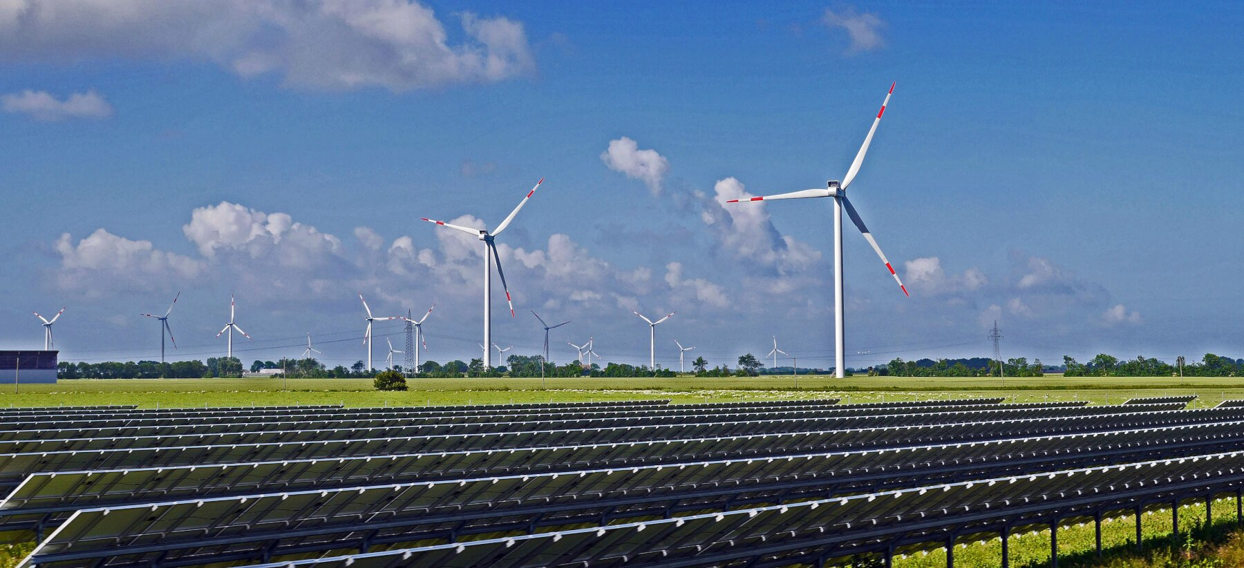 Photovoltaic systems and wind turbines are examples of Distributed Energy Resources
