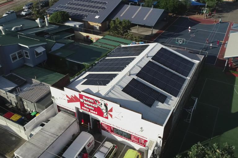 Devitt's Solar Panels