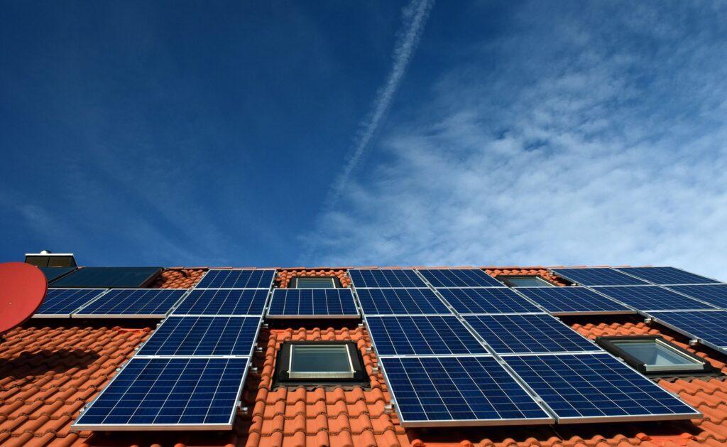 rooftop panels sun tax
