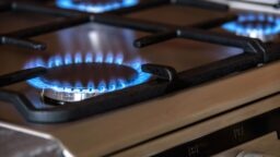 gas cooker burners as natural gas shortage looms